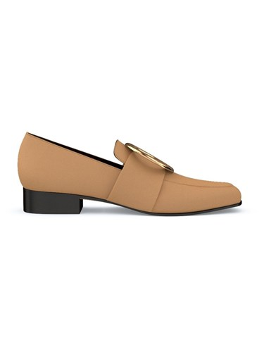 Dorateymur Harput Loafers Nude And Neutrals M9q52