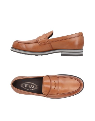 Tod's Loafers Brown jgqVSrU1WD