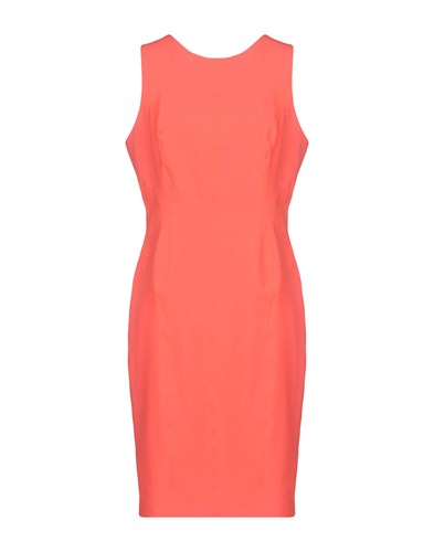 Karen Millen Short Dresses Orange iL5aukf