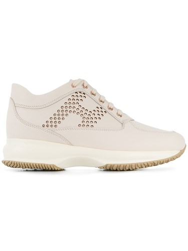 Hogan Interactive Sneakers Nude And Neutrals r1TDlHU9