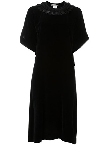 Veronique Branquinho Asymmetric Dress Black gNxOdt