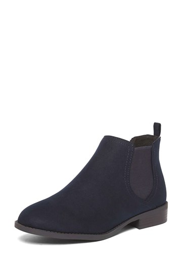 Fit Boots 'Moon' Dorothy Navy Wide Blue Perkins ZwXw7TqE
