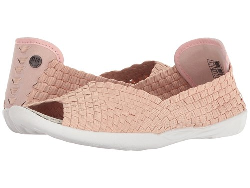 Bernie Mev Mev. Dream Blush Toe Open Shoes Pink 4O4gqJJ