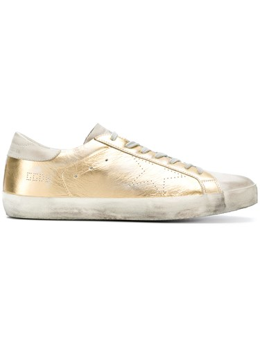 Golden Goose Deluxe Brand Superstar Sneakers Metallic BRz7OrlF8