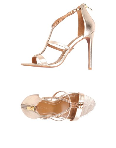 CARRANO Sandals Gold 3r5vPBNW