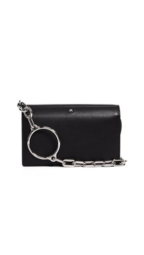 Alexander Wang Ace Biker Purse Black uuJOuxIW