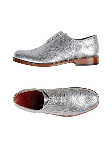 Up Silver Shoes Grenson Up Shoes Lace Grenson Silver Lace Grenson Grenson Silver Shoes Up Lace Uwa771