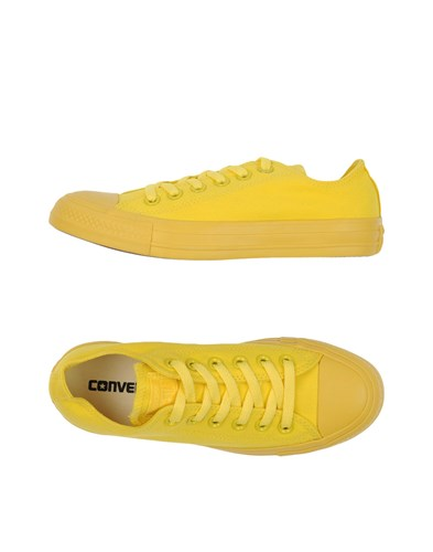 Converse All Star Sneakers Yellow bbPJwIwi