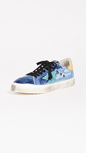 Golden Goose May Sneakers Bluette Aquamarine Anvv5Wz