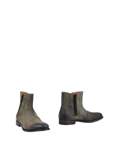 Doucal's Ankle Boots Military Green dGqgIPgE