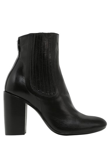 P Rocco Ankle Leather Boots 90Mm 0zgzqBHp