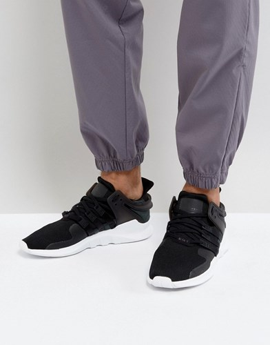 adidas Originals Eqt Support Adv Trainers In Black Cp9557 Black nVtcdgBOxs