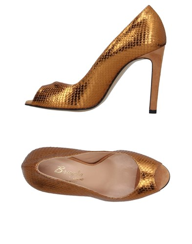 Lli F F Pumps Bruglia Gold Lli Pumps Bruglia Gold x1AEqwFY