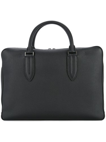 Gieves & Hawkes Classic Briefcase Black ExjtxQ