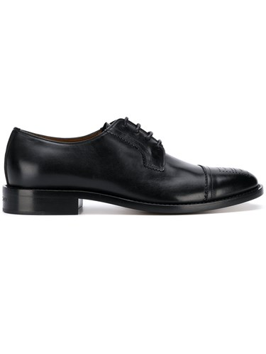 Givenchy Toe Capped Oxford Shoes Black XD4BHHLlZs