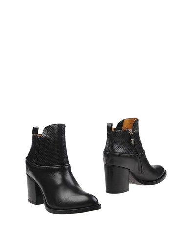 Alberto Fermani Ankle Boots Steel Grey JENPvS