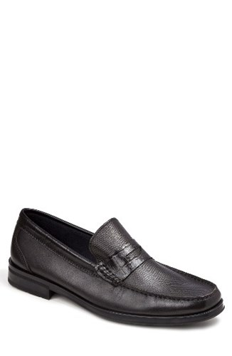 Sandro Moscoloni Men's Emilio Penny Loafer Black 6mCL6ByKz
