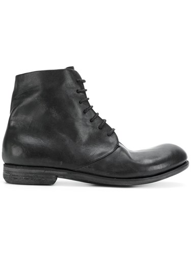 A Diciannoveventitre Ankle Boots Horse Leather Leather nlctkHDiTR