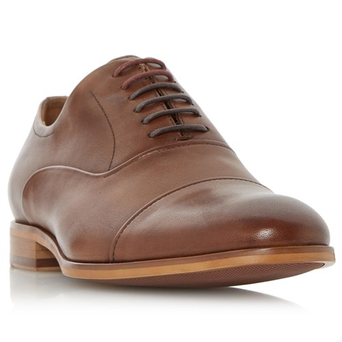 Dune Padstow Oxford Shoes Tan 4sMXfVV