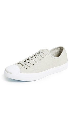 Converse Jack Purcell Jack Sneakers Pale Grey SWOpPm3e