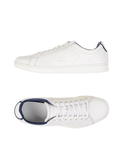 Lacoste Sneakers Ivory ThC7V17DW