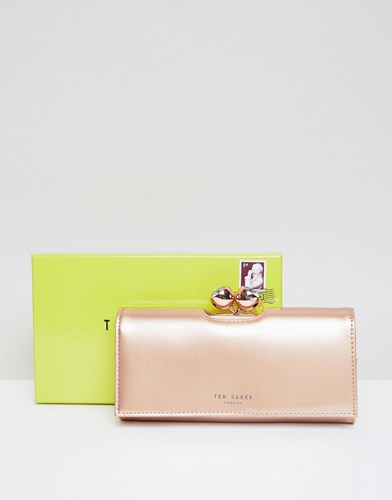 Ted Baker Twisted Bobble Matinee Purse Gold jnIVk9BM