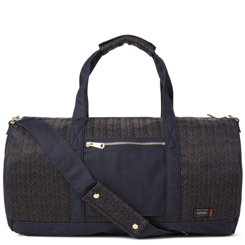 X Missoni Boston Bag Blue