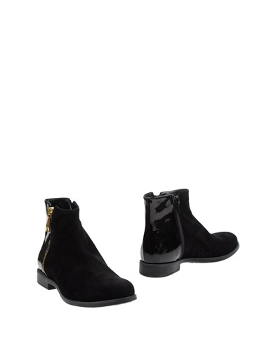 MARCO BARBABELLA Ankle Boots Black x5A88o3ie