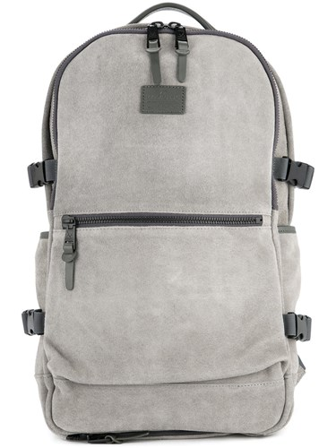 Suede Grey Makavelic Zip Backpack Around Calf q6ww4nFx