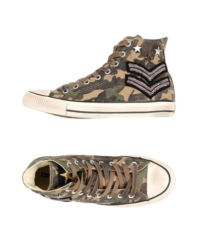 Converse Limited Edition Sneakers Military Green jxi77R17i