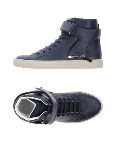 D-S!de Footwear High Tops And Sneakers Blue b9Fhw