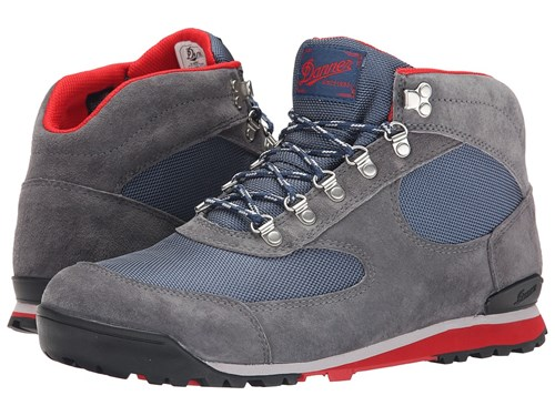 Danner Jag Steel Gray Blue Wing Teal Work Boots aWdTEX