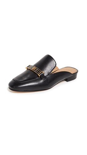 Loafers Perfect Black Backless Amelia Burch Tory OzqPwvtq