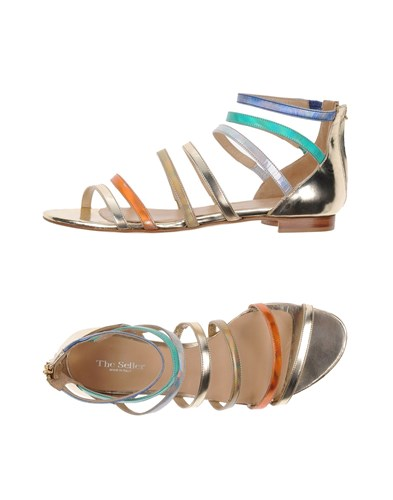 The Seller Sandals Platinum sRyy4E