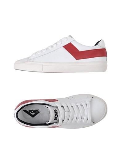 Pony Sneakers Red 4MUxAU2