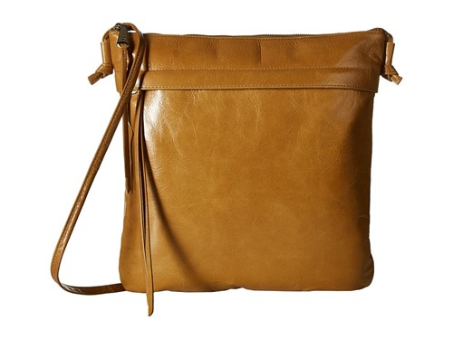 Hobo Stark Earth Cross Body Handbags Brown XPHZSSHaTW
