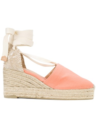 Castaner Campesina Wedges Nude And Neutrals qwfGJ4xX