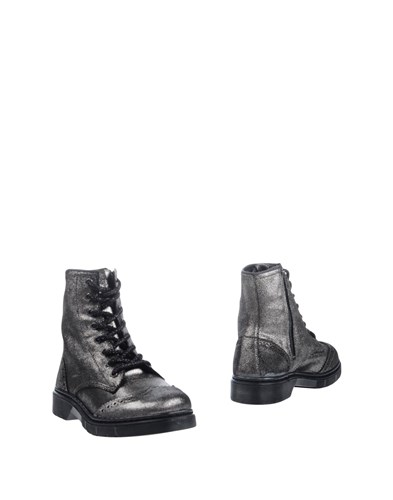2star Ankle Boots Lead xX2gQgT5J
