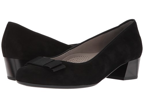 Suede Women's Black Nisha ara Shoes BtR1EqFFw