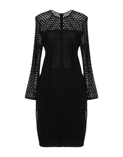 By Malene Birger Knee Length Dresses Black TfDne