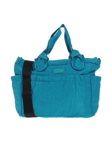 Marc by Marc Jacobs Handbags Turquoise syooeH