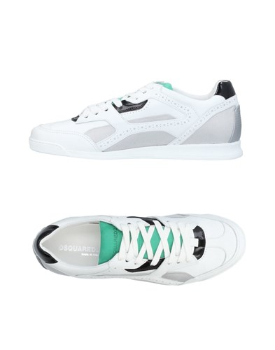 DSquared Dsquared2 Sneakers White X5FXuG