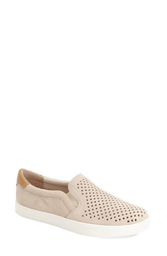 Bone Original Scholl's Sneaker On Slip Dr 'Scout' Women's Suede Collection q80wxxdZE