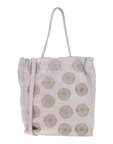 Caterina Lucchi Handbags Light Pink a4splP