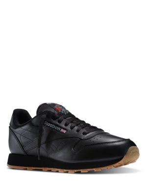 Reebok Classic Leather Sneakers Black Mt7lBjZw