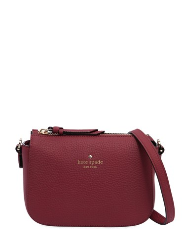 Kate Spade Wendi Grained Leather Shoulder Bag Red AgsiJK6cS