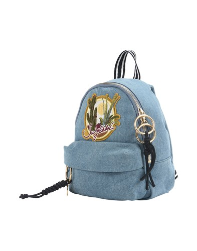 See by Chloe Backpacks And Fanny Packs Blue x0y9kNu