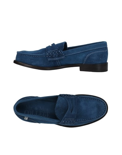 MR. & MRS. COLLEGE Loafers Pastel Blue iKmpALn2H