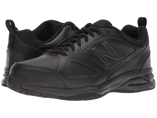 New Balance Mx623v3 Black Shoes ZSigp