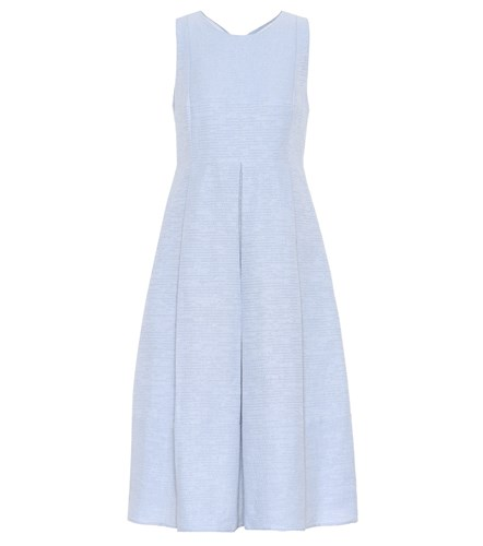 Max Blend Starlet Dress Cotton Blue Mara rqtHTPrn